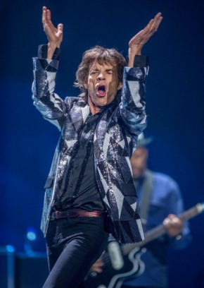 US-ENTERTAINMENT-MUSIC-ROLLING STONES-MICK JAGGER