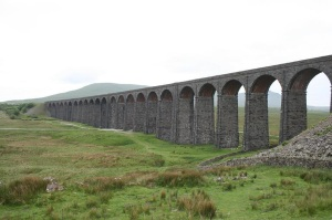 Ribblehead Viaduct in Colour
